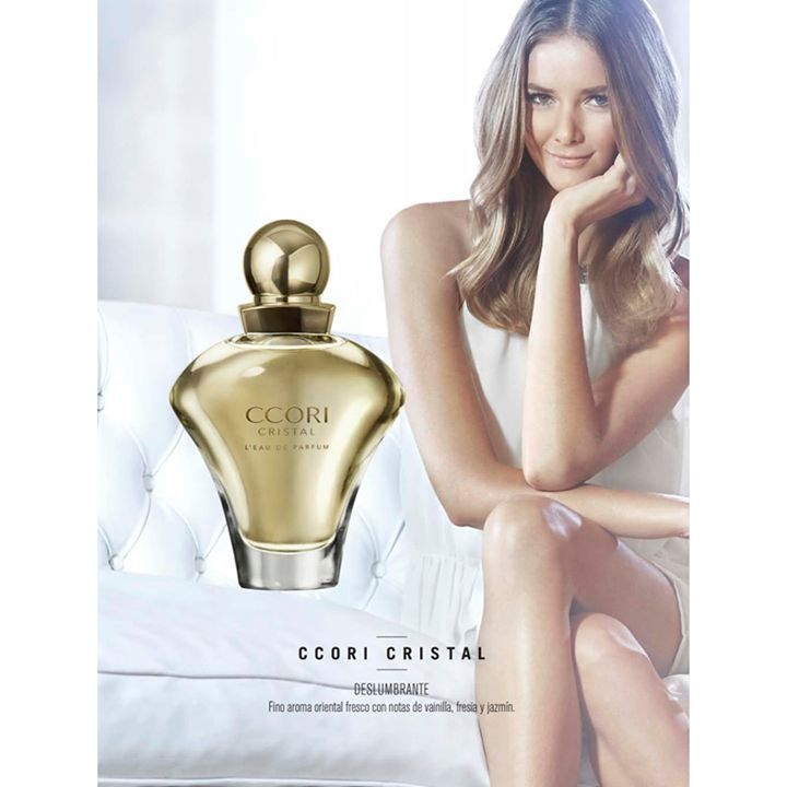 HOY $98.800 Antes: $152.000 (-35%) Perfume CCORI CRISTAL 50 ml #Yanbal Envío Nacional #Colombia Tel. 310-770-5810. http://www.descuentometro.com/producto/perfume-ccori-cristal-yanbal-50-ml/