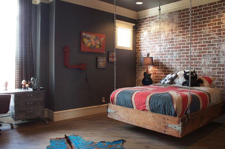 Teen Boys Room Design Ideas (33)
