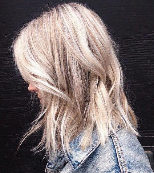 Пепельный цвет волос: фото лучших оттенков (от темного пепельно ...