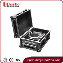 Tourgo Top and Front Loading CD Players for Single American Audio CDI or Numark ICDX CD Players