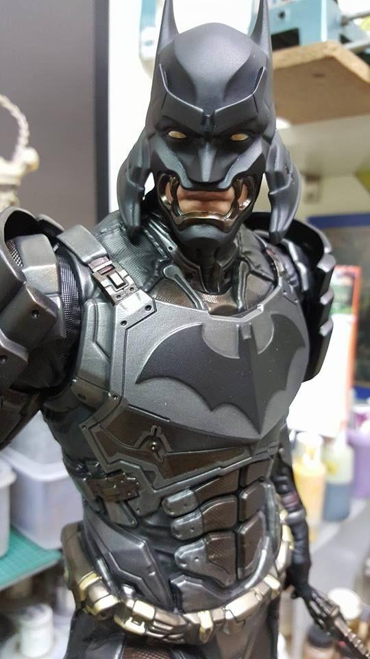 Batman by XM Studios Premium CollectiblesMore about batman here.↩☾それはすぐに私は行くべきである。 ∑(O_O;) ☕ upload is LG G5/2016.07.26 with ☯''地獄のテロリスト''☯ (о゚д゚о)♂