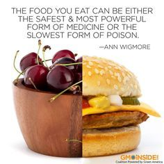 It is not just what you eat, but what is hidden in what you eat.