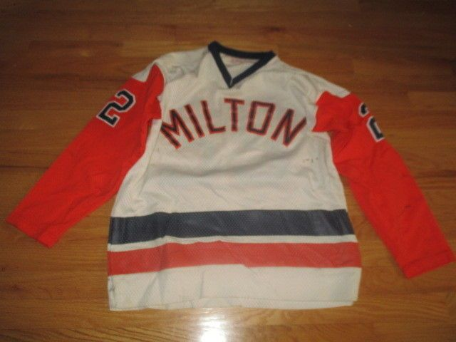 Vintage Skate Shop MILTON HIGH SCHOOL No. 22 Game Worn (Size 42) Hockey Jersey | Sports Mem, Cards & Fan Shop, Fan Apparel & Souvenirs, Other Fan Apparel & Souvenirs | eBay!