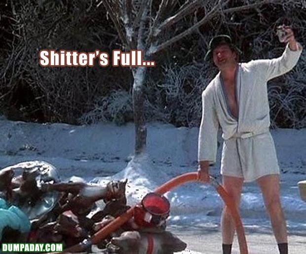 National Lampoon's Christmas Vacation... only one of the best Christmas movies ever!