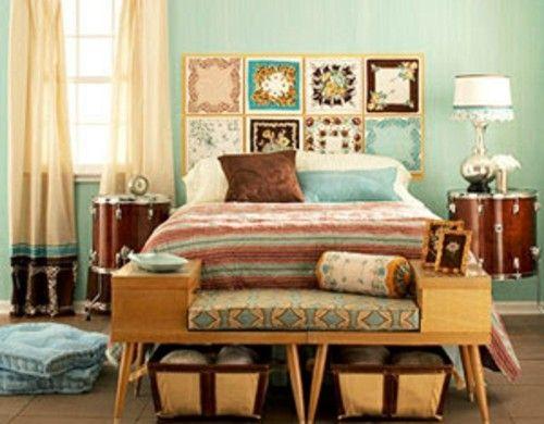 Die besten 25+ Bettbank Ideen auf Pinterest Schlichte - orientalisches schlafzimmer einrichten
