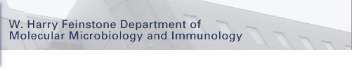 Microbiology and Infectious diseases - Molecular Microbiology and Immunology - PhD and master of health science MHS, master of science ScM at Johns Hopkins School of Public Health