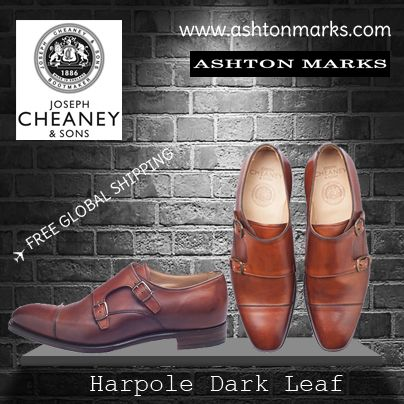 PurchaseTop Quality of #cheaneyshoes Harpole Deark Leaf With Free Global Shipping at Ashton Marks!!! Click Here:http://goo.gl/LVfTLf