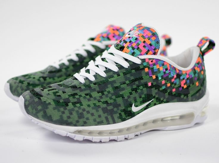 """9413014313f4 ... Nike Air Max 1 90 Jacquard """"Roundel by London Underground"""" Sneakers  Pinterest London underground 97 ..."""