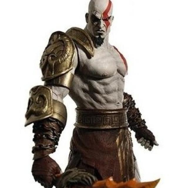 Cratos from god of war<3