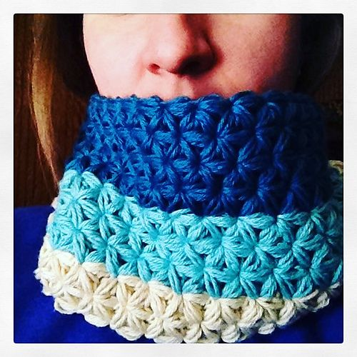 Ravelry: Jasmine Stitch No. 3- 6 petals with puffs in rows pattern by ...