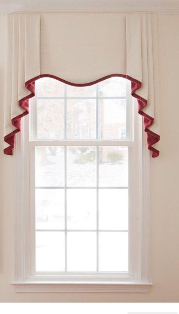35 способов украсить окно шторами: идеи для вдохновения.