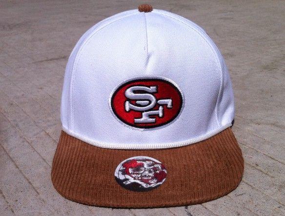 NFL San Francisco 49ers Strap Back Hat id01 [CAPS M2061] - €16.99 : PAS CHERE CASQUETTES EN FRANCE!