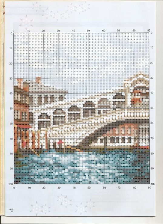 Gallery.ru / Фото #2 - Мост Риальто в Венеции - DELERJE