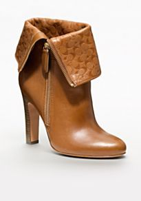 Coach Shoes: LOVE Boots and Booties! Order online at Belk.com