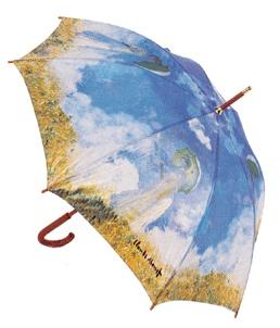 mujer+con+sombrilla. Colección paraguas d arte, en mi tienda Sevilla Mágica