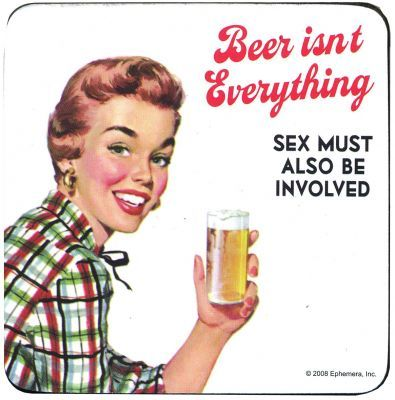 Kitsch.fi - Lasinalunen hmb (1 kpl), Beer isn´t everything