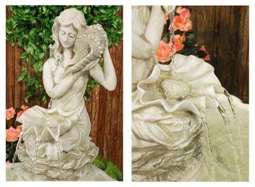 50 best Fontaines extérieures jardin images on Pinterest Decks - fontaine a eau exterieur solaire