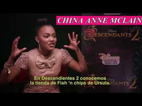 CHINA  ANNE MCLAIN¡¡¡ ENTREVISTA SUB¡¡DESCENDIENTES 2