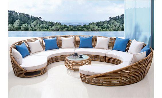 130 best colecciones de terraza y jard n garden and for Mesa baja jardin
