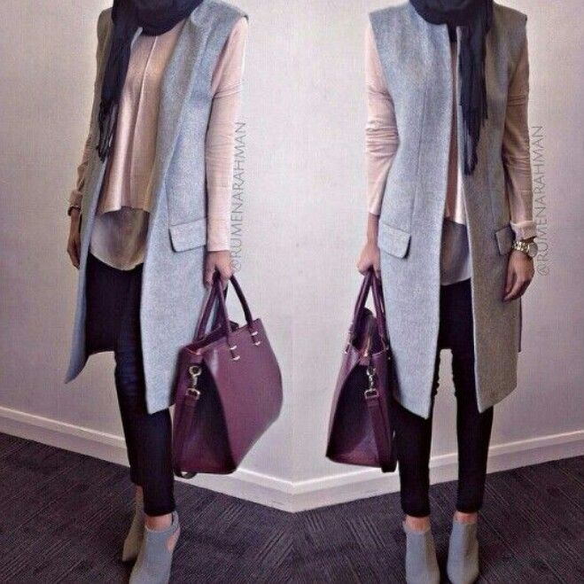 Layering is the key to fashion