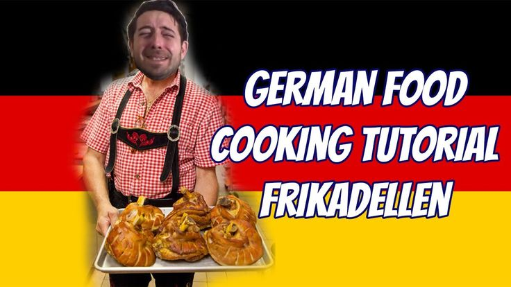 News Videos & more -  the best Cooking Videos - German Food Cooking Tutorial - Frikadellen with Boneclinks #best  #Cooking #Videos #youtube #Music #Videos #News Check more at http://rockstarseo.ca/the-best-cooking-videos-german-food-cooking-tutorial-frikadellen-with-boneclinks-best-cooking-videos-youtube/