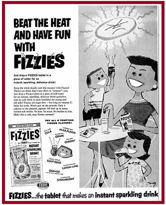 Fizz, Boom...FIZZIES! A good summer reading giveaway!