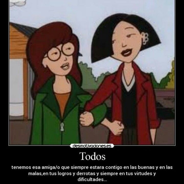 Daria friends amigas