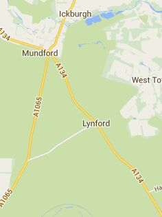 Lynford Stag (England) - at Thetford Forest