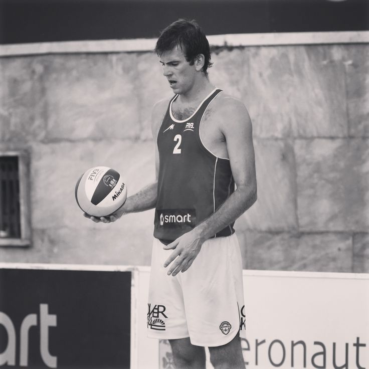 Ben Saxton, part of the Canuck /Overkill family for years now, is breaking new ground with Chaim Schalk on FIVB World Tour!