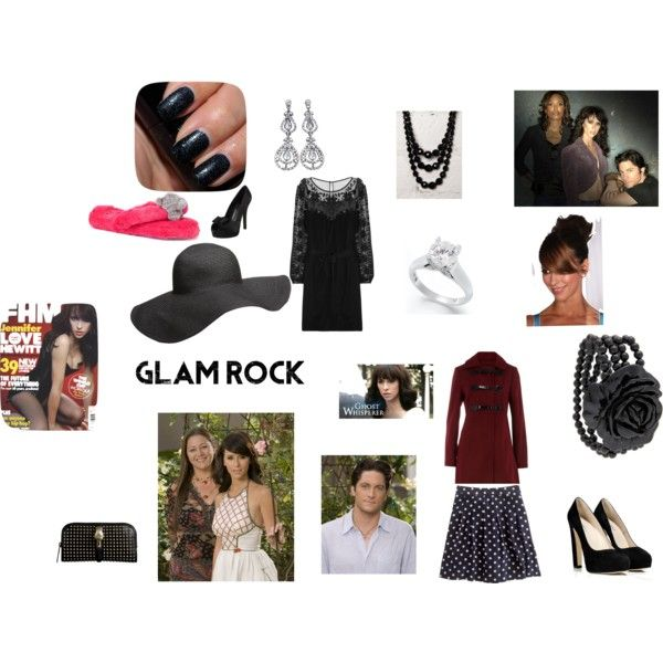 ghost whisperer style - Polyvore
