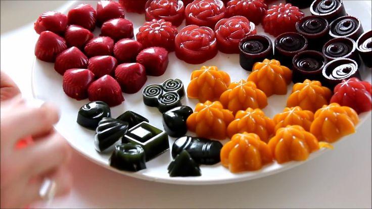 Využijte sezónního ovoce a vyrobte svým dětem skvělé rostlinné gumové bonbónky k mlsání. Domácí bonbóny jsou bez chemie, bez éček