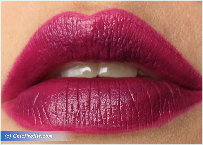 Savage Garden Lips for Spring Summer 2016