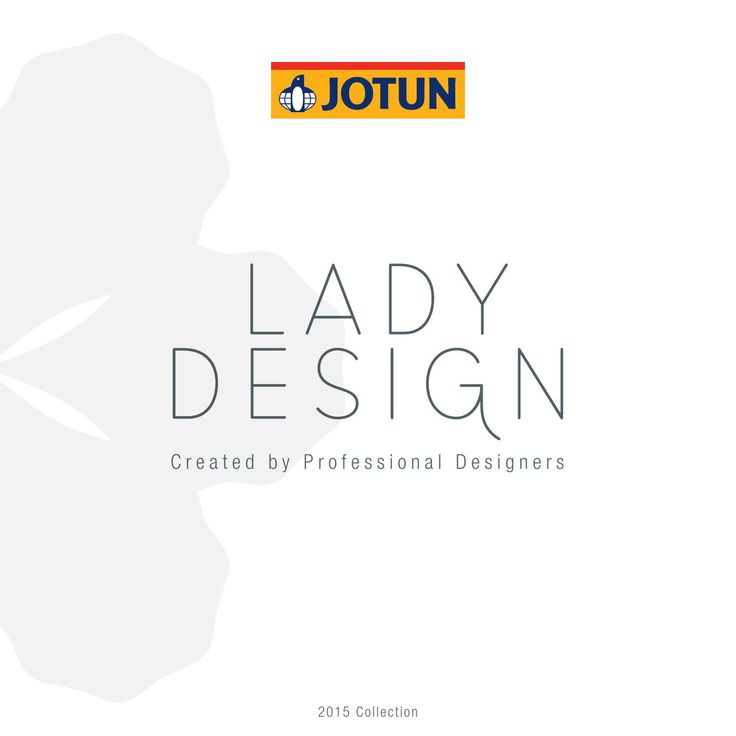 Jotun Lady Design Trends