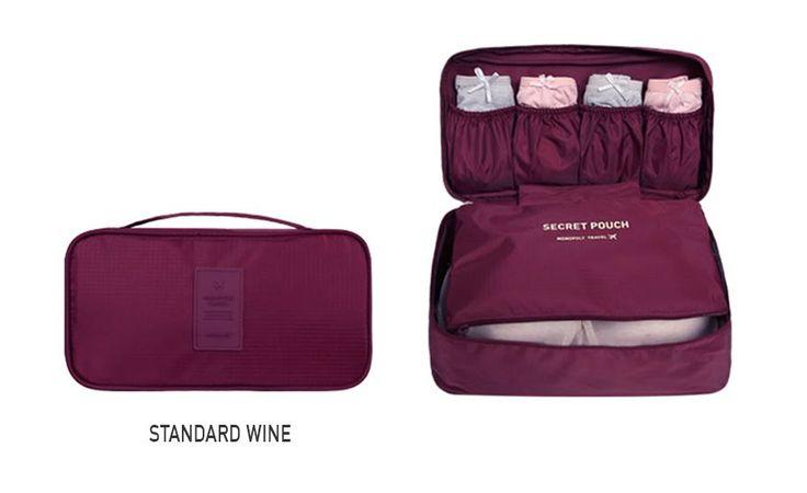 Standard Wine Travel Pouch