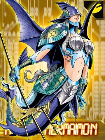 File:Ancientmermaimon collectors card.jpg - Wikimon - The #1 Digimon wiki