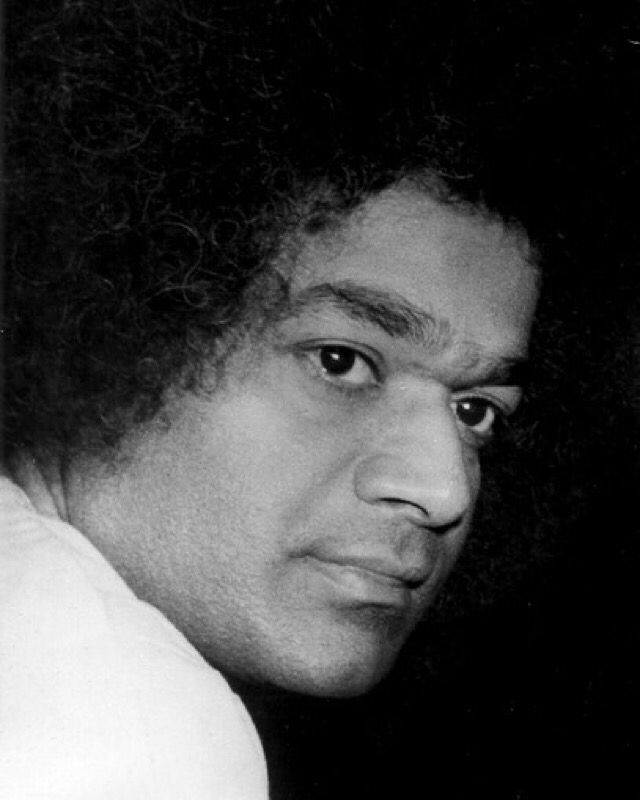 """God is omnipresent. He is the in-dweller of every heart and all names are His. So you can call Him by any name that gives you joy. You must not cavil at other names and forms, nor become fanatics, blind to their glory."" ~ Sri Sathya Sai Baba   #Unity #One #LoveAllServeAll #Universality"