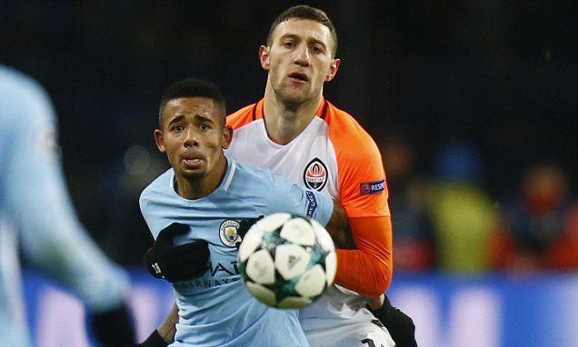 Gabriel Jesus: Manchester derby is like Brazil-Argentina