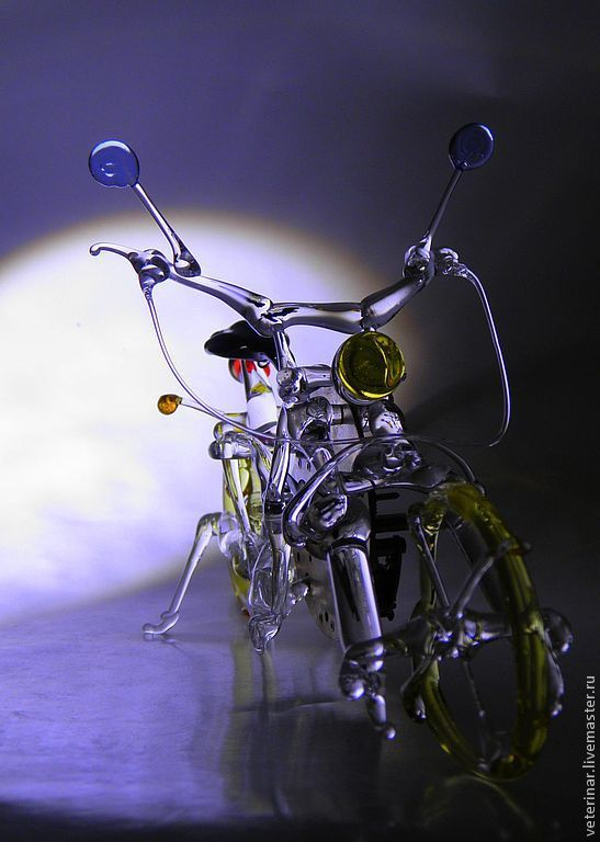 """Купить Статуэтка""""Говорящий с ветром"""" - мотоцикл, мото, мотоциклист, гонки, байкер, модель, подарок, подарок девушке"""