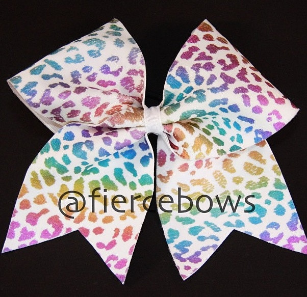 Cheer Bow. $10.00, via Etsy.
