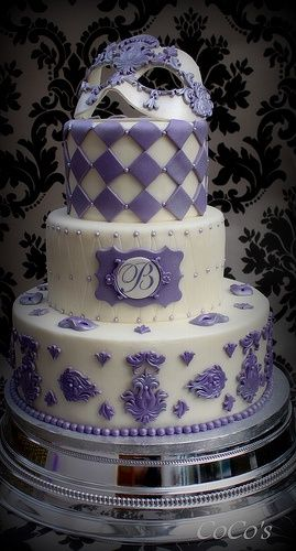 17 Best Images About Purple Masquerade Theme On