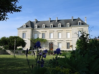 Manor House in AngoulemeManor House