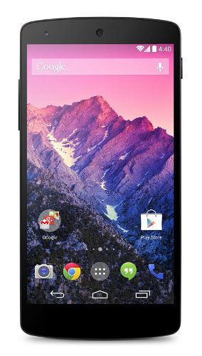 #Tech Es presentado oficialmente el Nexus 5,
