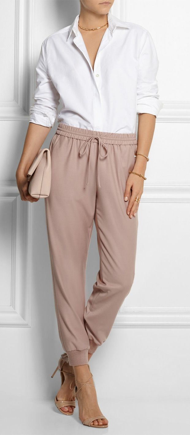 Make Sweatpants Chic: J. Crew Sweatpants