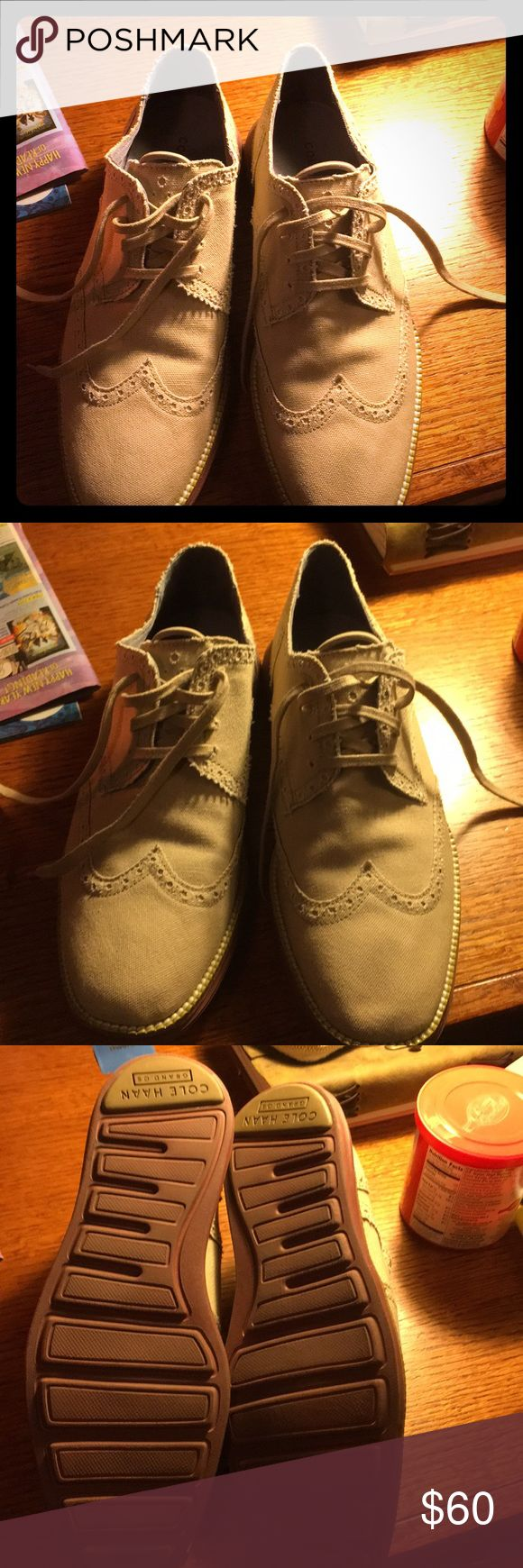 Cole Haan Oxfords 9M  Gently Used Gently used, a little dusty Cole Haan Shoes Oxfords & Derbys