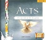 Acts: The Spread of the Kingdom (20 CDs) $139.95 USD. In this 20-part Acts Bible Study CD series Jeff Cavins provides comprehensive teaching and commentary on the The Acts of the Apostles. Each 50 minute presentation is designed to follow a lesson in the Acts Study Set, which contains the essential questions and reading assignments for the study.