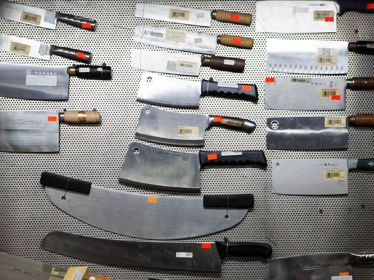 In Praise of Cheap Knives | Serious Eats