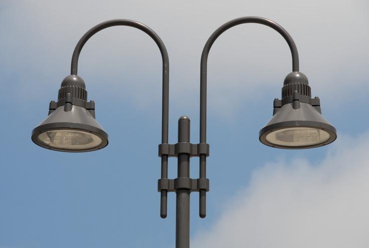 Commercial Decorative Metal Halide Parking Lot Light
