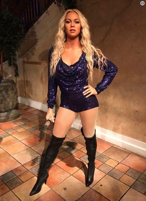Quitan la figura de Beyonce del museo de cera de NY – Bossa