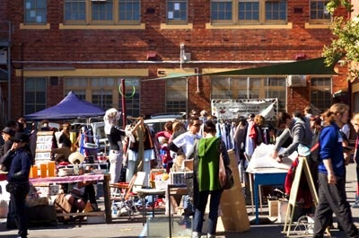 fitzroy market - sat April 20th // Fitzroy Primary School, corner Napier & Chapel Streets, Fitzroy. Melways Ref: 44 B4