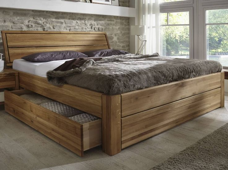 New Bett Eiche massiv Easy Sleep in gesucht Im Pick Up M bel Onlineshop f r Easy Sleep Betten massiv in Komforth he einfach und sicher bestellen